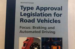 Type approval legislation for road vehicles